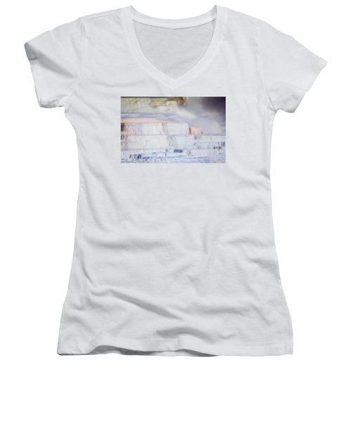 Mammoth Terraces Women's V-Neck