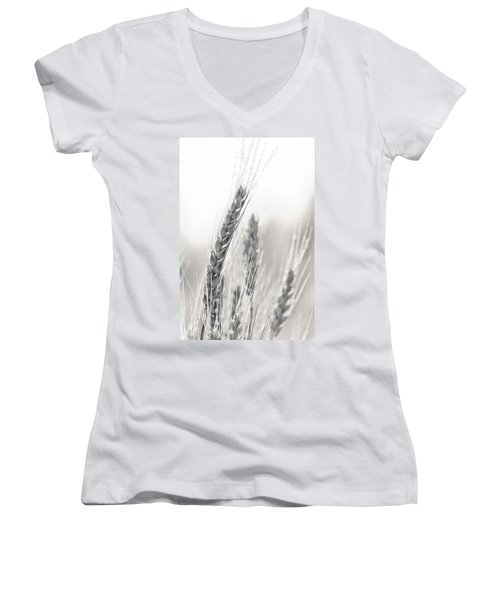 Wheat Women's V-Neck