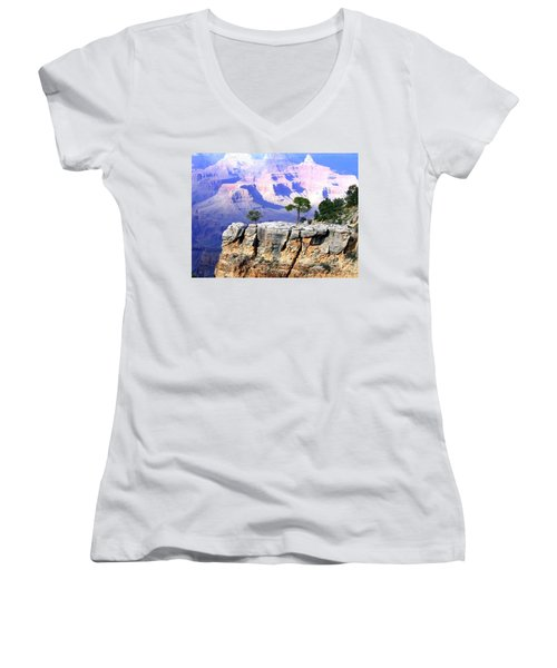 Grand Canyon 1 Women's V-Neck