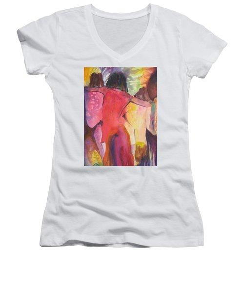 Passage Women's V-Neck T-Shirt