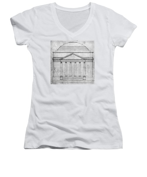 University Of Virginia Women's V-Neck