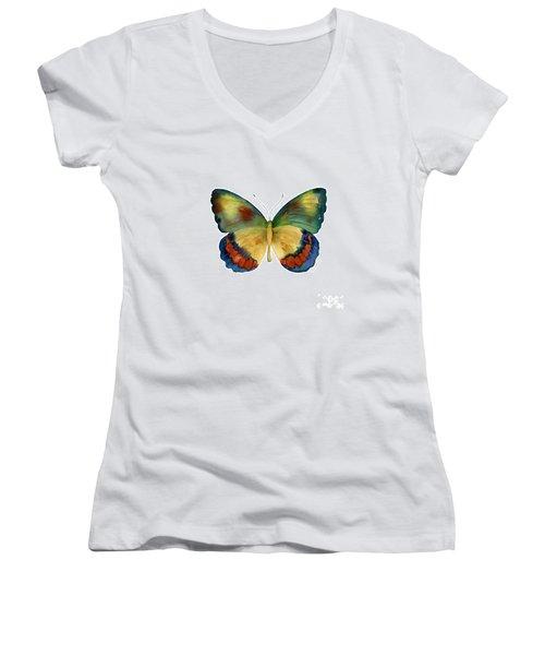 67 Bagoe Butterfly Women's V-Neck