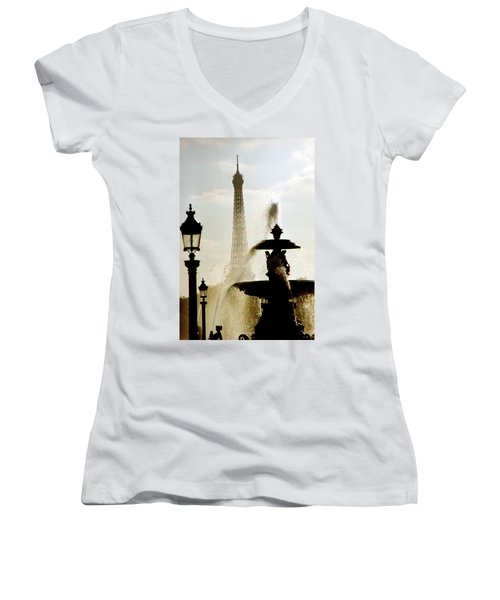 A Different View Women's V-Neck