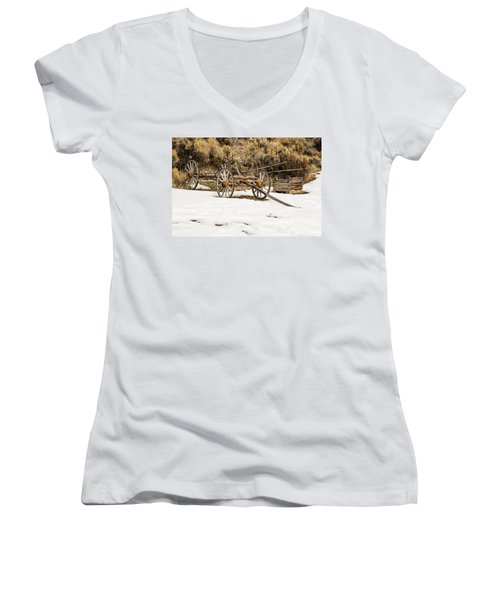 A Place In The Sun Women's V-Neck