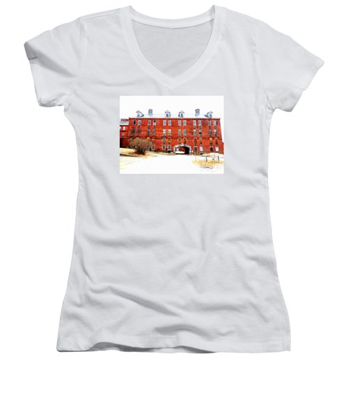 A Place Of Lost Dreams Women's V-Neck