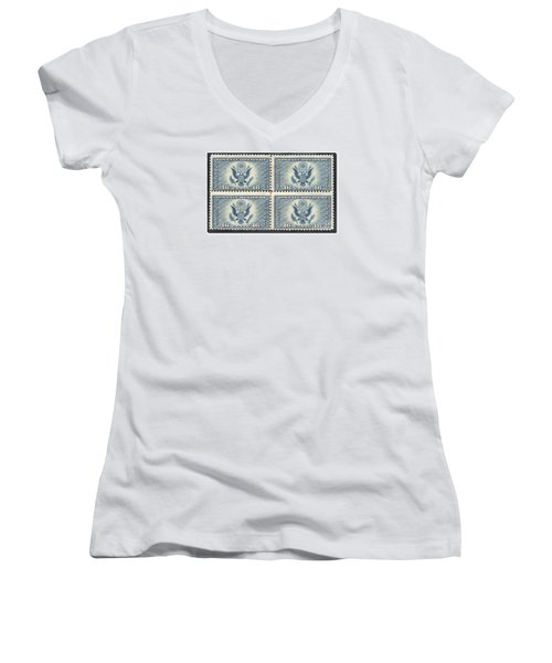Air Mail Special Delivery Women's V-Neck