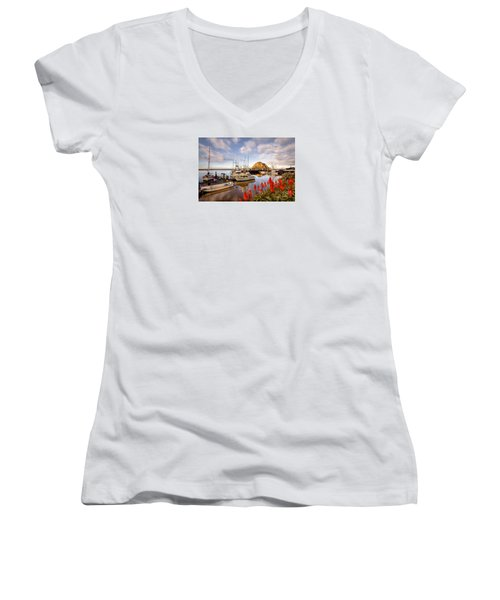 Almost Heaven Women's V-Neck (Athletic Fit)