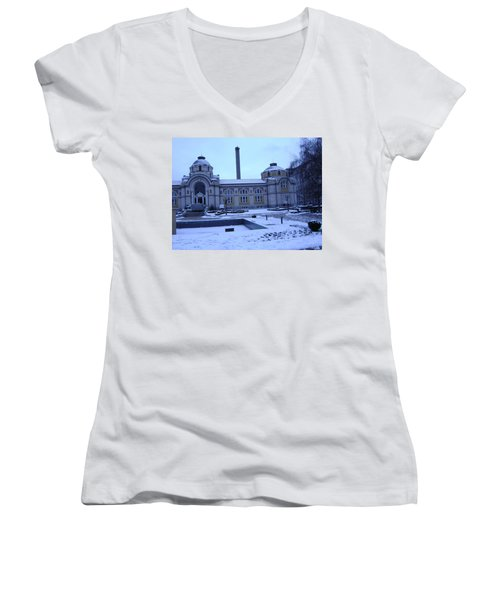 Architecture Women's V-Neck T-Shirt