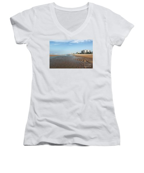 Beach Vista Women's V-Neck