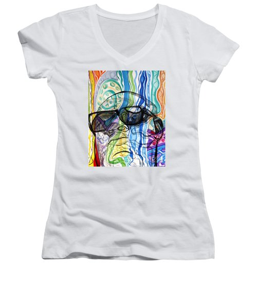 Biggie Women's V-Neck