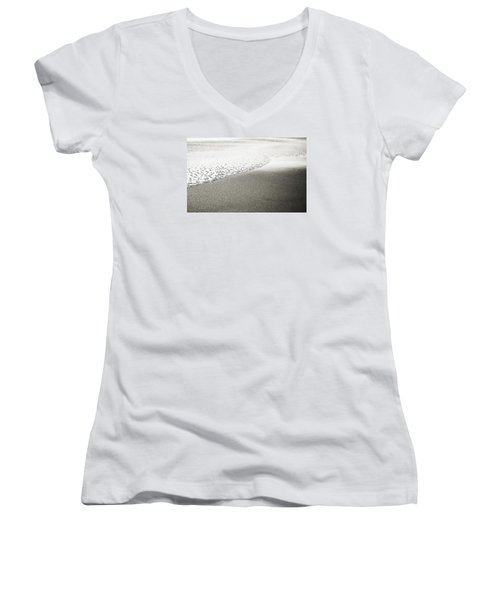 Water's Edge Women's V-Neck T-Shirt