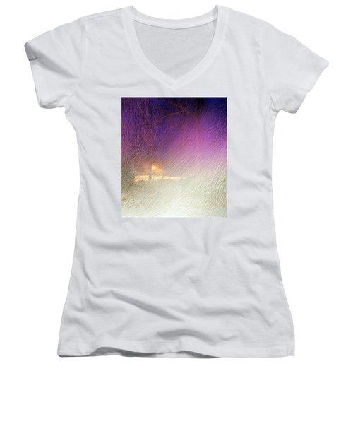 Blizzard Women's V-Neck T-Shirt