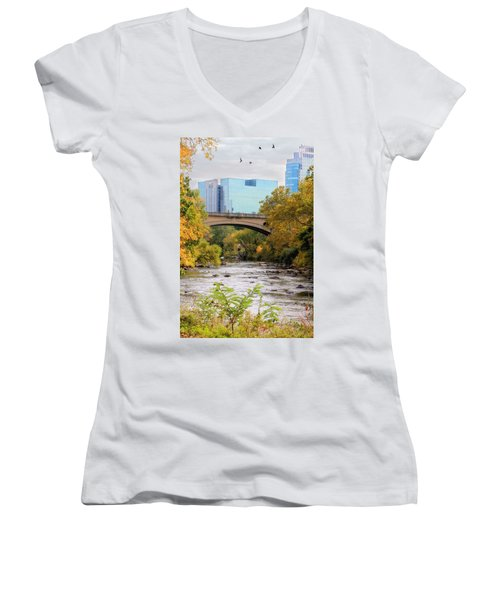 Brandywine Creek Women's V-Neck