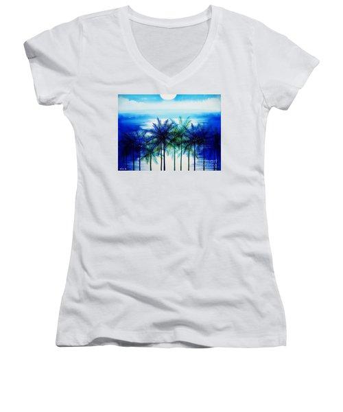 Breathtaking Women's V-Neck T-Shirt