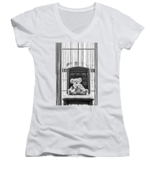 Brothers Women's V-Neck