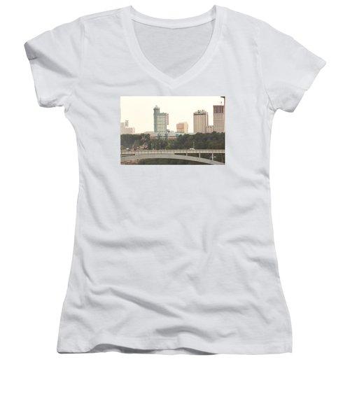 Casino  Women's V-Neck T-Shirt