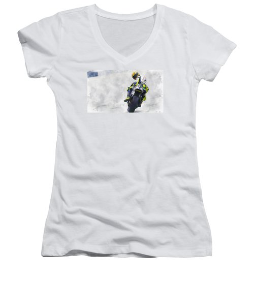 Catch Me Women's V-Neck T-Shirt