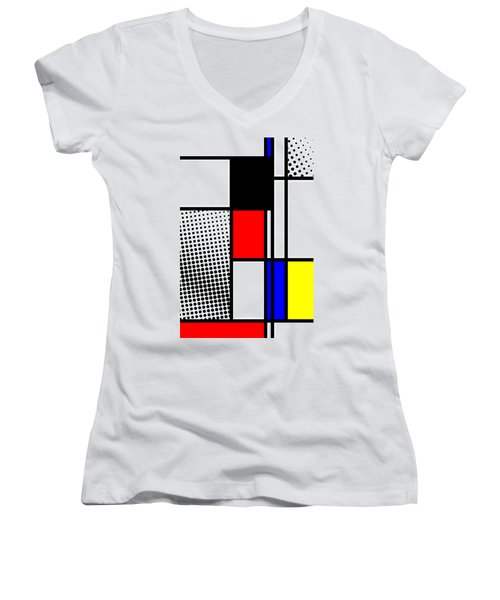 Composition 100 Women's V-Neck