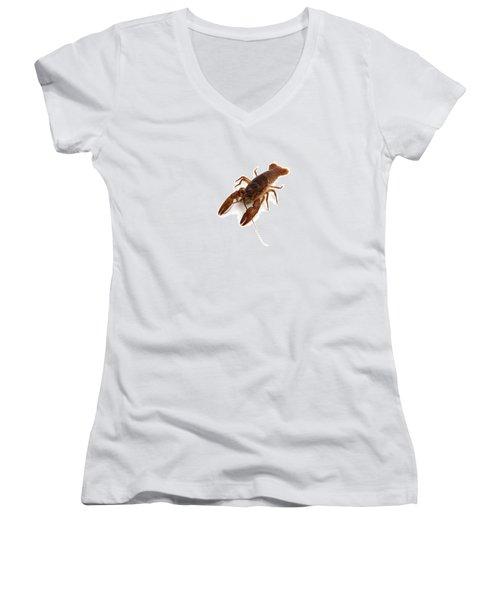 Crawfish Women's V-Neck
