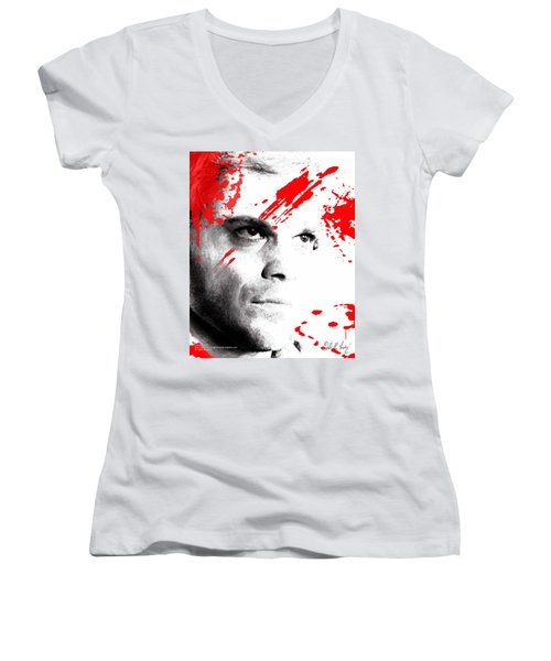 Dexter Dreaming Women's V-Neck