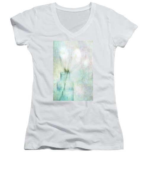 Different Women's V-Neck T-Shirt