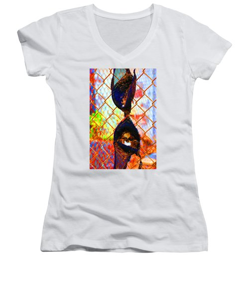 Dirty Laundry Women's V-Neck T-Shirt