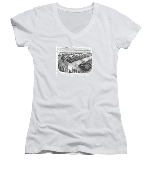 Doesn't It Make You Proud Knowing That Junior Women's V-Neck