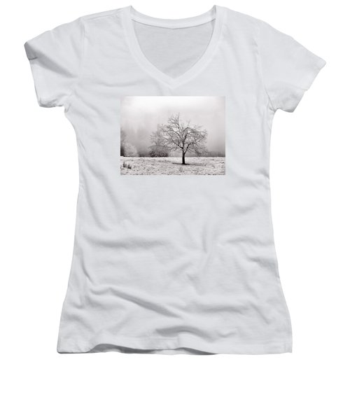 Dreaming Of Life To Come Women's V-Neck