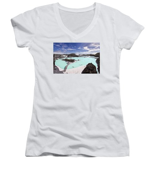 Dreamstate Women's V-Neck T-Shirt
