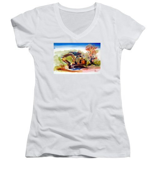 Duty Dozer II Women's V-Neck