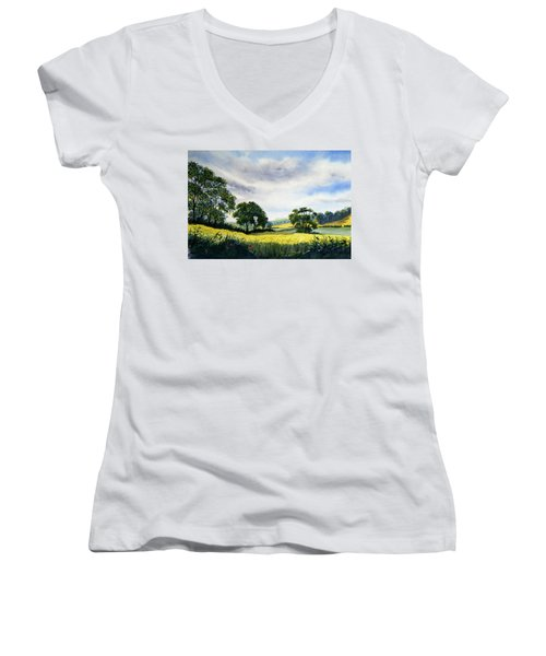 Eastfields From Woldgate Women's V-Neck