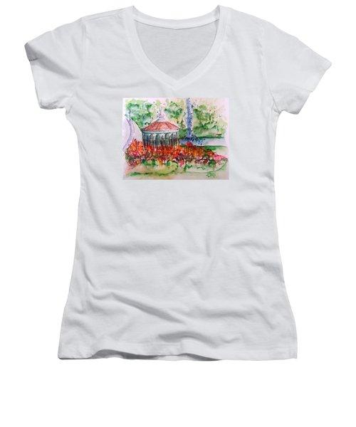 Eden Park Women's V-Neck T-Shirt