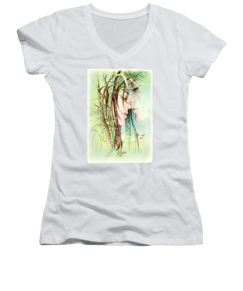 Encounter  From Love Angels Series Women's V-Neck