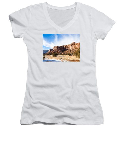 Escalante Canyon Women's V-Neck