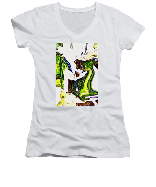 Expectation Women's V-Neck T-Shirt