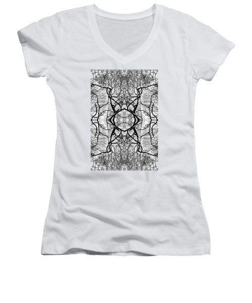Tree No. 1 Women's V-Neck
