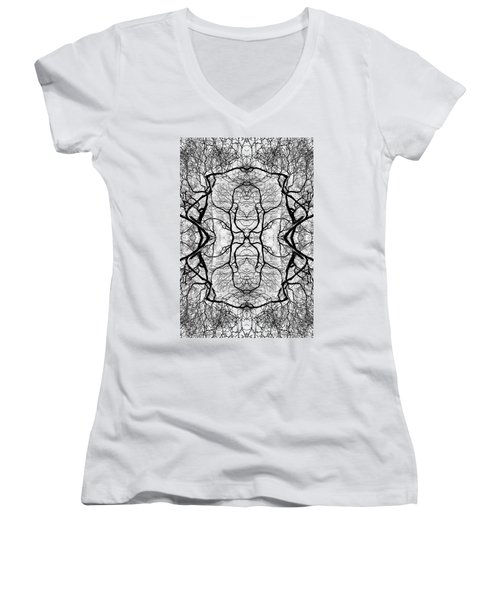 Tree No. 5 Women's V-Neck