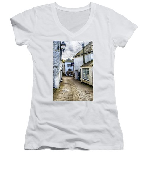 Fore Street Port Isaac Women's V-Neck (Athletic Fit)