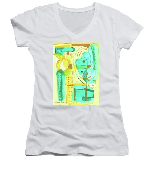 From Within 4 Women's V-Neck