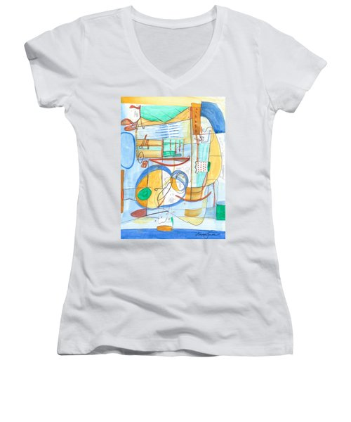 From Within 6 Women's V-Neck