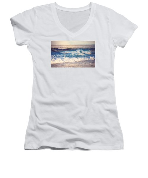 Gentle Light  Women's V-Neck