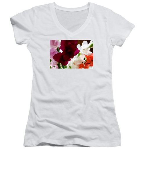 Glad Time Women's V-Neck