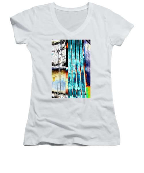 Glass House Women's V-Neck T-Shirt