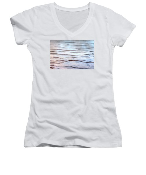 Gradations Women's V-Neck