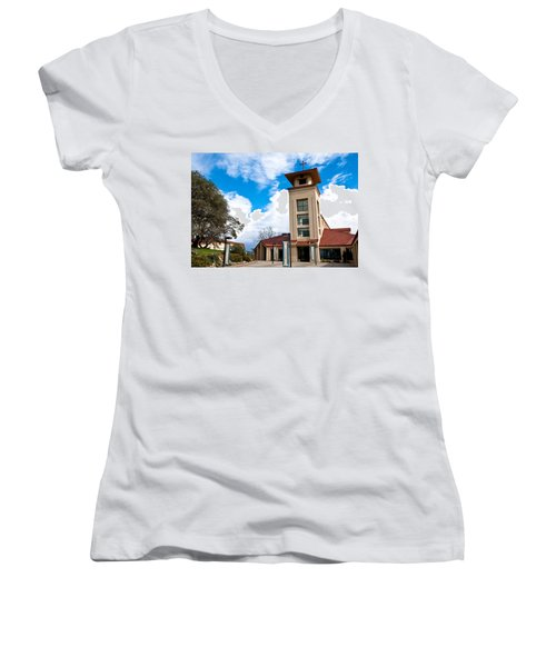 Holy Trinity Church Women's V-Neck