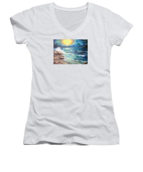 Horizons Women's V-Neck T-Shirt