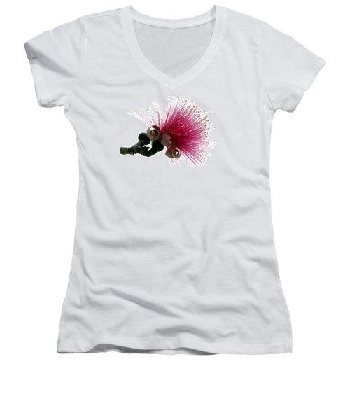 Im A Flower Women's V-Neck