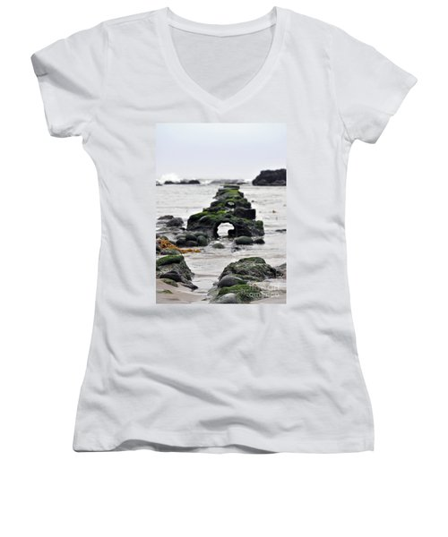 Into The Ocean Women's V-Neck T-Shirt