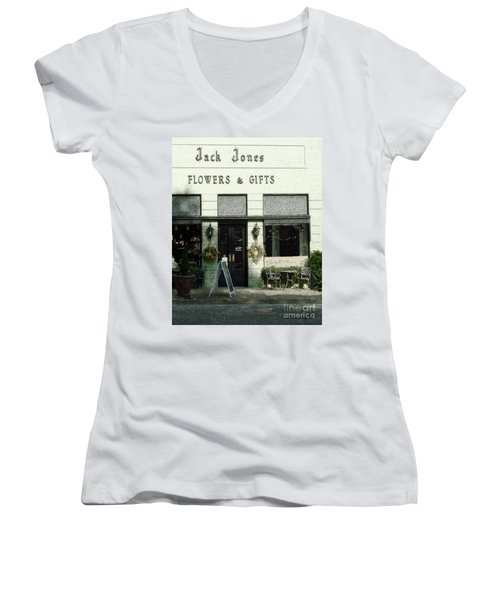 Jack Jones Women's V-Neck