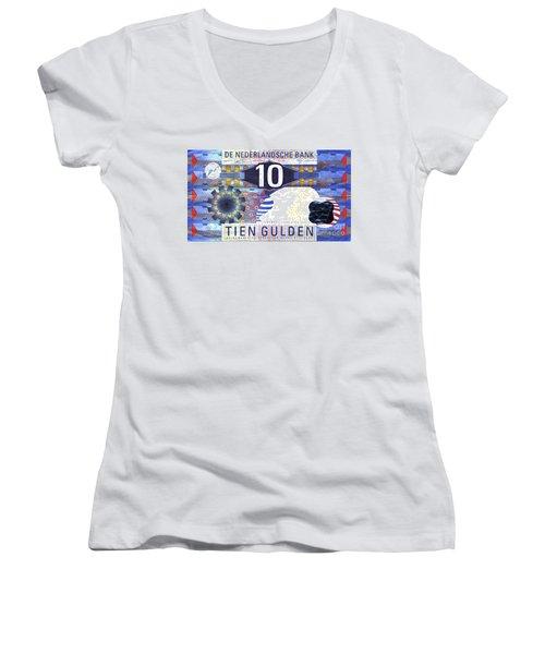Joet Women's V-Neck (Athletic Fit)